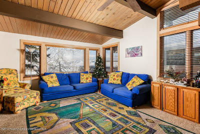 Snowmass Condo/Townhouse For Sale: 600 Carriage Way #K-13