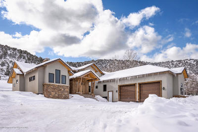 Glenwood Springs Single Family Home For Sale: 778 Huebinger Drive