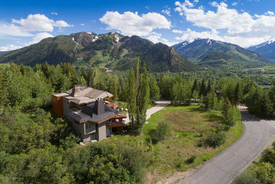 Aspen Single Family Home For Sale: 244 Ridge Road