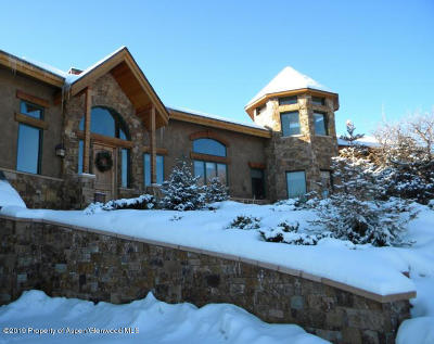 Aspen Single Family Home For Sale: 1964 Juniper Hill Road