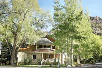 Aspen Single Family Home For Sale: 633 W Francis Street