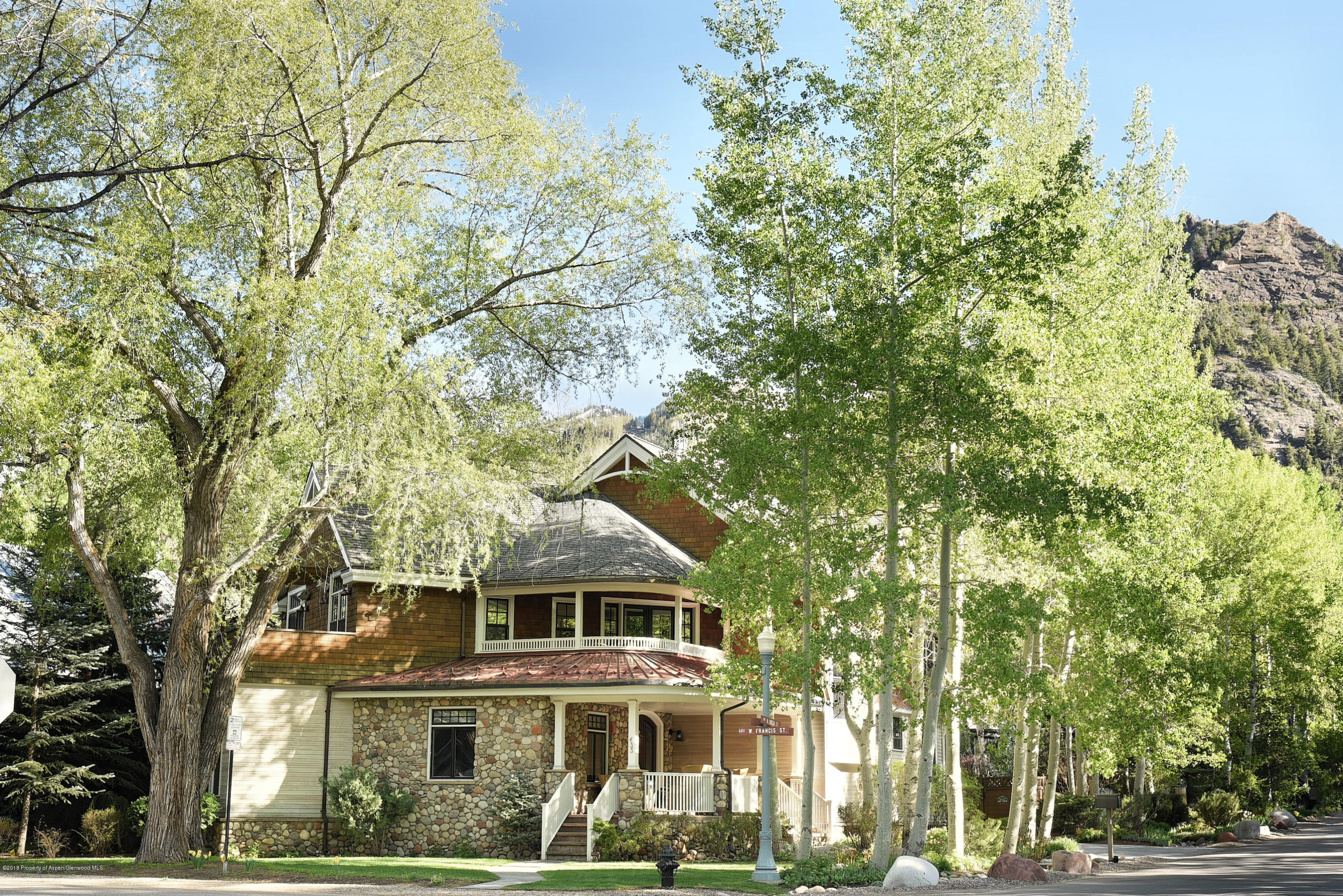 Incredible 633 W Francis Street Aspen Co Mls 157552 Patty Download Free Architecture Designs Ferenbritishbridgeorg