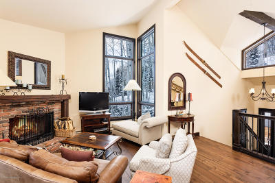 Snowmass Single Family Home For Sale: 879 Faraway Road