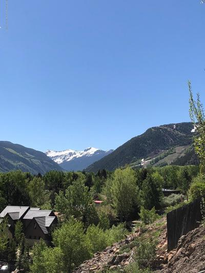 Aspen, Snowmass Condo/Townhouse For Sale: 0180 Pitkin Mesa Drive