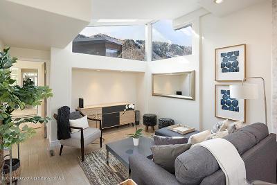 Aspen Condo/Townhouse For Sale: 1001 E Cooper Avenue #1