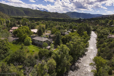Basalt Single Family Home For Sale: 400 Meadow Lane