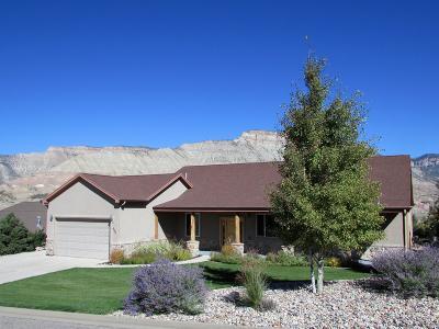 Battlement Mesa, Parachute Single Family Home For Sale: 630 Meadow Creek Drive