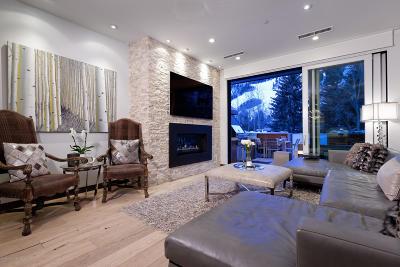 Aspen, Snowmass Condo/Townhouse For Sale: 100 E Cooper Avenue #8