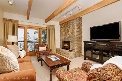 Snowmass Condo/Townhouse For Sale: 690 Carriage Way #A2C