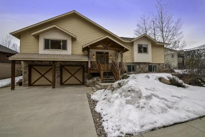Glenwood Springs Single Family Home For Sale: 3955 Sky Ranch Drive