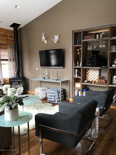 Aspen Single Family Home For Sale: 105 Riverdown Drive