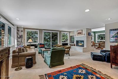 Aspen, Snowmass Condo/Townhouse For Sale: 1445 Sierra Vista Drive #2