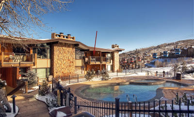 Snowmass Condo/Townhouse For Sale: 105 Campground Lane #502