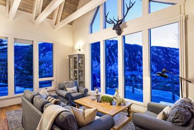 Aspen, Snowmass Single Family Home For Sale: 711 Mountain Laurel Drive