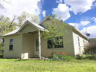 Rifle Single Family Home For Sale: 433 E 2nd Street