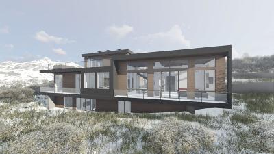 Aspen, Snowmass Single Family Home For Sale: 127 Trentaz Drive