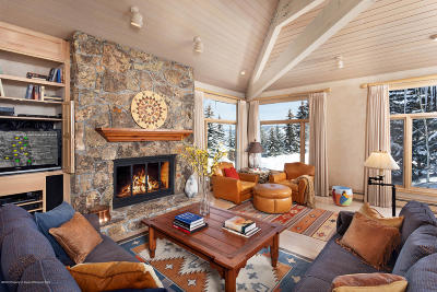 Snowmass Single Family Home For Sale: 66 Village Run Circle