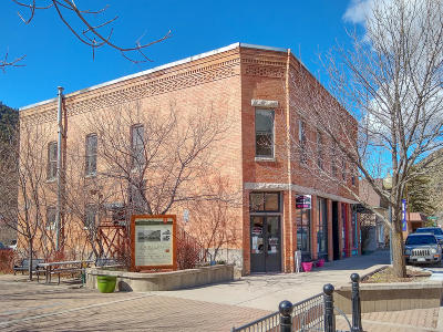 New Castle Commercial For Sale: 303 W Main Street