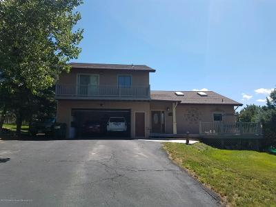 Glenwood Springs Single Family Home For Sale: 680 Canyon Creek Drive