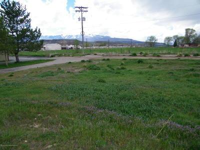 Silt Commercial Lots & Land For Sale: 1828 Silver Spur