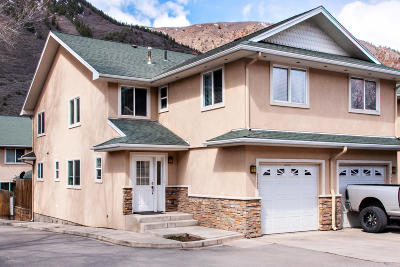 Glenwood Springs Condo/Townhouse For Sale: 2563 S Grand Avenue