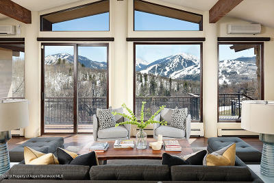 Aspen CO Single Family Home For Sale: $4,250,000
