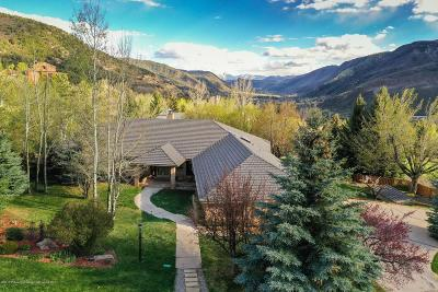 Glenwood Springs Single Family Home For Sale: 808 Traver Trail