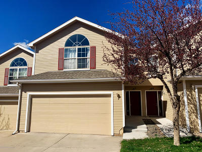 Glenwood Springs Condo/Townhouse For Sale: 187 Orchard Lane