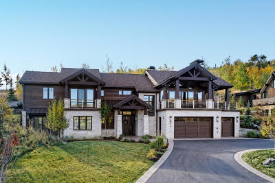 Snowmass Single Family Home For Sale: 278 Gambel Way
