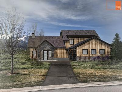 Carbondale Single Family Home For Sale: 424 Crystal Canyon Drive