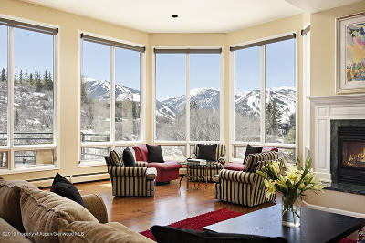 Aspen, Snowmass Single Family Home For Sale: 240 Draw Drive