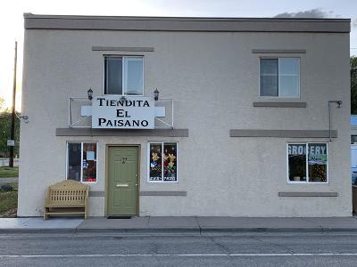 Battlement Mesa, Parachute Commercial For Sale: 144 E 1st Street