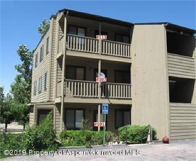 Rifle Condo/Townhouse For Sale: 902 Taughenbaugh Boulevard #Unit 113