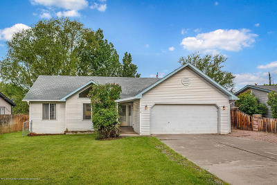 Silt Single Family Home For Sale: 319 Cottonwood Drive