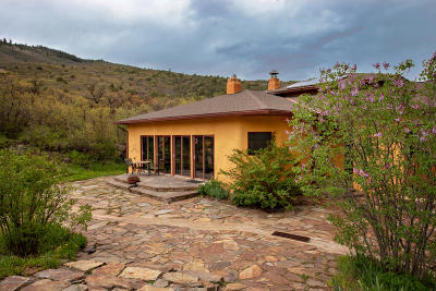 Glenwood Springs Single Family Home For Sale: 7 Black Diamond Mine Road