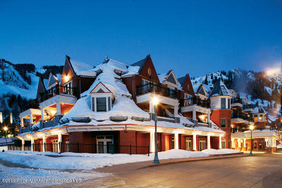Aspen Timeshare For Sale: 415 E Dean St Unit 47/Wks 51/52