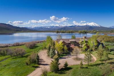 Carbondale Single Family Home For Sale: 004452 Upper Cattle Creek