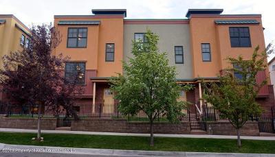 Carbondale Condo/Townhouse For Sale: 1002 Colorado Avenue