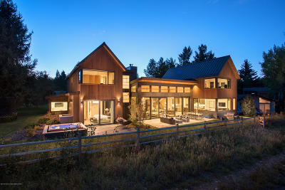 Aspen Single Family Home For Sale: 1260 Snowbunny Lane
