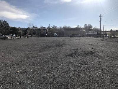 Rifle Commercial Lots & Land For Sale: 139 Railroad Avenue