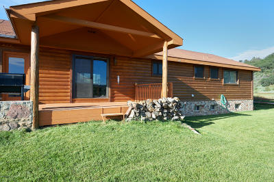 Snowmass Single Family Home For Sale: 2605 Capitol Creek Rd