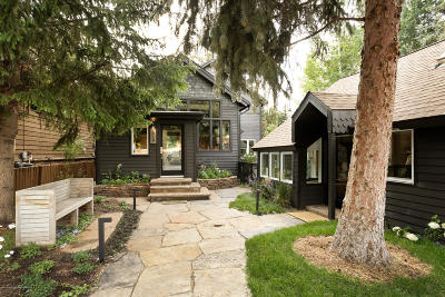 Aspen Single Family Home For Sale: 619 N 4th Street
