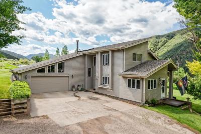 Basalt Single Family Home For Sale: 744 Holland Hills Road