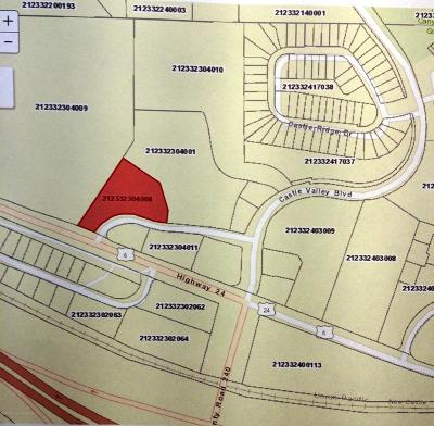 New Castle Commercial Lots & Land For Sale: Tbd Tbd