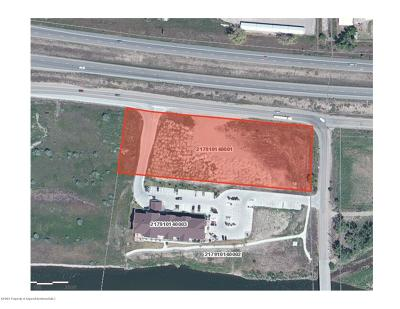 Silt Commercial Lots & Land For Sale: 1535 River Frontage Road