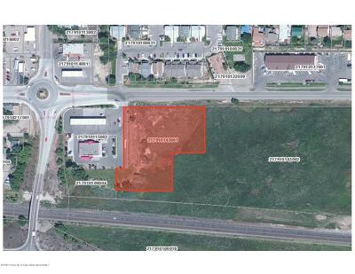 Silt Commercial Lots & Land For Sale: 1007 Hwy 6 & 24