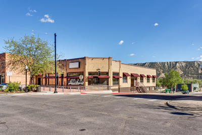 Rifle Commercial For Sale: 139 W 3rd Street