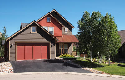 Glenwood Springs Single Family Home For Sale: 168 Bent Grass Dr