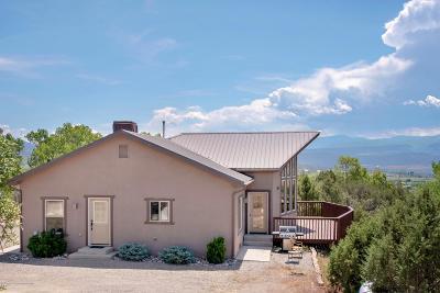 Silt Single Family Home For Sale: 693 Cr 266