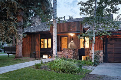 Aspen Condo/Townhouse For Sale: 503 N 4th Street